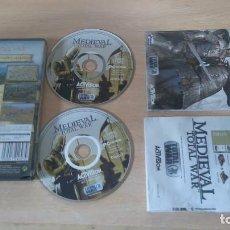 Videojuegos y Consolas: MEDIEVAL TOTAL WAR. Lote 127565759