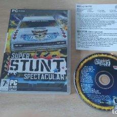 Videojuegos y Consolas: SUPER STUNT SPECTACULAR. Lote 127566351