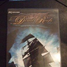 Videojuegos y Consolas: DEAD REEFS - STREKO 2007 - RPG - COMPLETO Y EN CASTELLANO. Lote 127598935