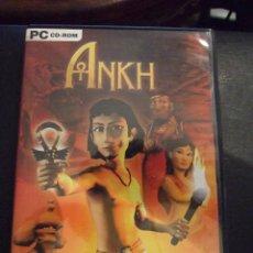 Videojuegos y Consolas: ANKH - BHV 2006 - RPG - COMPLETO Y EN CASTELLANO. Lote 127598959