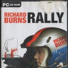 Videojuegos y Consolas: RICHARD BURNS RALLY. VIDJUEG-195. Lote 128465971