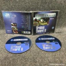 Videojuegos y Consolas - BROKEN SWORD II PC - 128502315