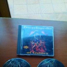 Videojuegos y Consolas: ENCICLOPEDIA DE JUEGOS - 2 CDS - MAS DE 500 JUEGOS. Lote 128852971