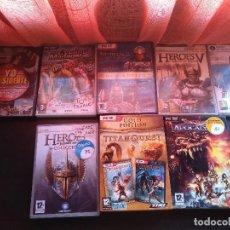 Videojuegos y Consolas: JUEGOS PC. Lote 129211311