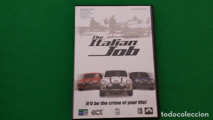 JUEGO PC – THE ITALIAN JOB (Juguetes - Videojuegos y Consolas - PC)