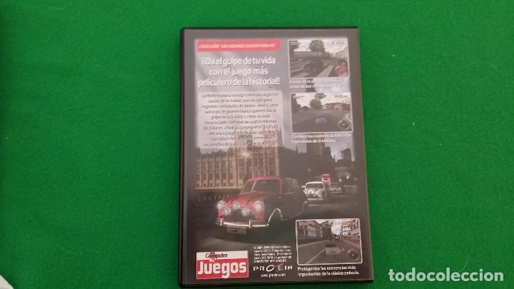 Videojuegos y Consolas: Juego PC – The Italian Job - Foto 2 - 129593311