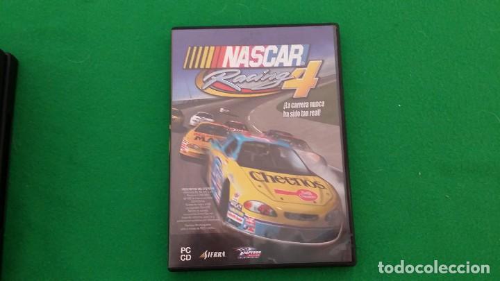 JUEGO PC – NASCAR RACING 4 (Juguetes - Videojuegos y Consolas - PC)