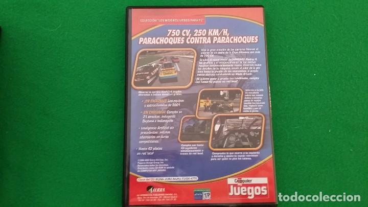 Videojuegos y Consolas: Juego PC – Nascar Racing 4 - Foto 2 - 129593491
