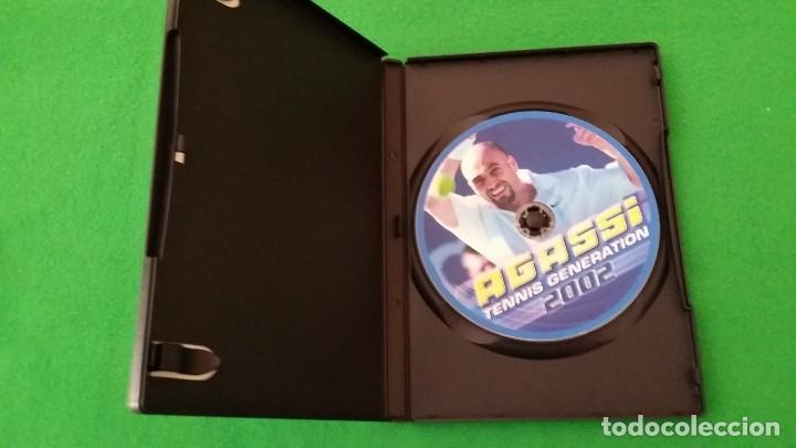 Videojuegos y Consolas: Juego PC – Agassi – Tennis Generation 2002 - Foto 3 - 129680675