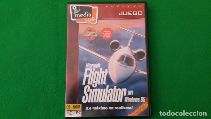 Juego Pc Microsoft Flight Simulator Para Wind Comprar