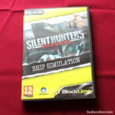 Videojogos e Consolas: PC GAME SILENT HUNTER 5, BATTLE OF THE ATLANTIC. Lote 130167119