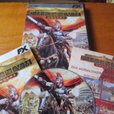 Videojuegos y Consolas: IMPERIVM ONLINE (FX INTERACTIVE) (PC DVD-ROM). Lote 130490082