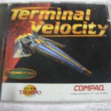 Videojuegos y Consolas: ANTIGUO JUEGO - TERMINAL VELOCITY. Lote 130626754