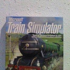 Videojuegos y Consolas: TRAIN SIMULATOR PC MICROSOFT BIG BOX. Lote 130733064