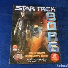 Videojuegos y Consolas: JUEGO STAR TREK BORG - PC. Lote 130992668