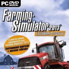 Videojuegos y Consolas: EXTENSION FARMIG SIMULATOR 2013 TOTALMENTE NUEVO.. Lote 131003736