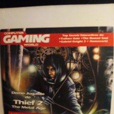Videojogos e Consolas: JUEGO PC. COMPUTER GAMING WORLD. Lote 131384223