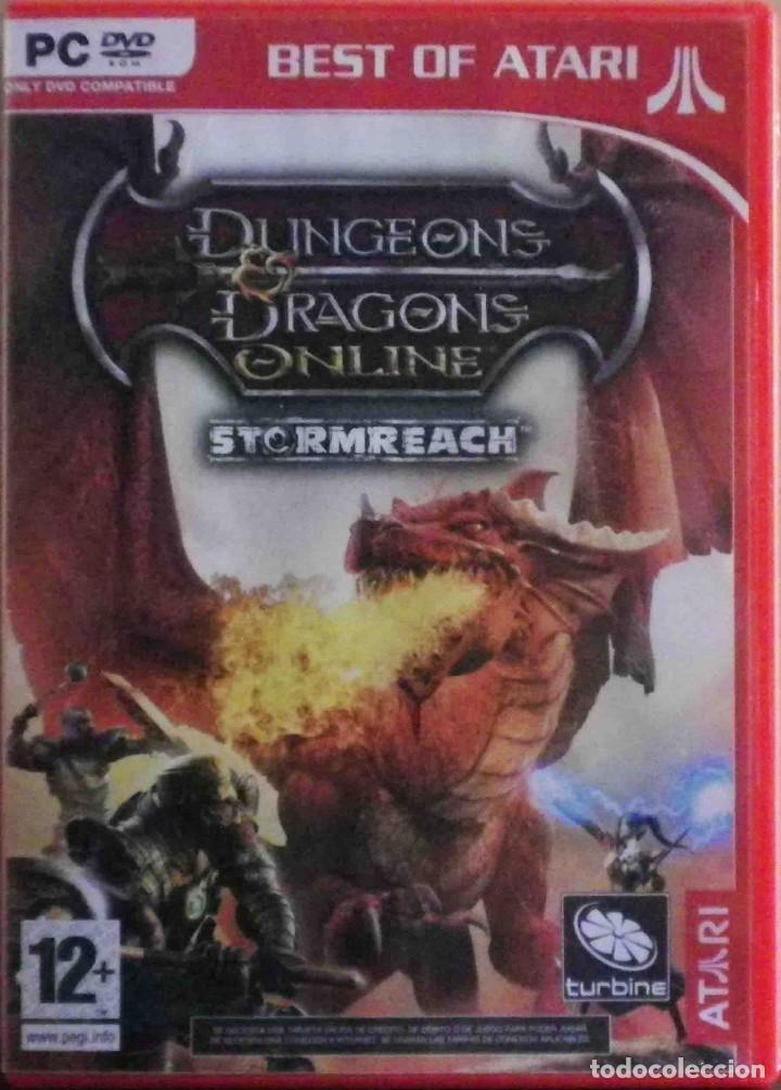 PC: Dungeons & Dragons Online: Stormreach - Atari