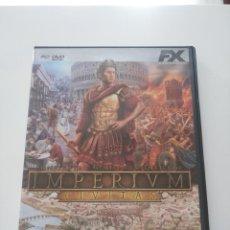 Videojuegos y Consolas: IMPERIUM. PC.. Lote 131721678