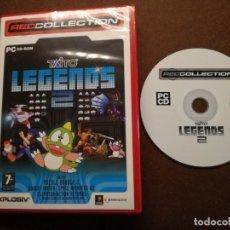 Videojuegos y Consolas: JUEGO PC TAITO LEGENDS. Lote 132408322