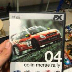 Videojuegos y Consolas: COLÍN MCRAE RALLY 04, DE PC. Lote 132488682