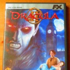 Videojuegos y Consolas: DRACULA 2 (AVENTURA GRAFICA) (MICROIDS) (PC CDROM). Lote 132728258