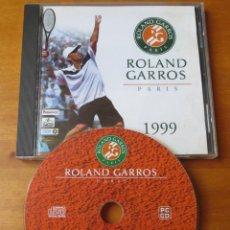 Videojuegos y Consolas: ROLAND GARROS 1999 (FRIENDWARE) (PC CD-ROM). Lote 132729326