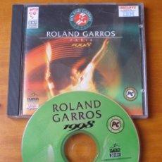 Videojuegos y Consolas: ROLAND GARROS 1998 (PC CD-ROM). Lote 132729506