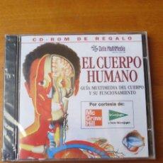 Videojuegos y Consolas: EL CUERPO HUMANO (ZETA MULTIMEDIA) (PC CD-ROM). Lote 132729694