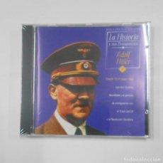 Videojuegos y Consolas: LA HISTORIA Y SUS PROTAGONISTAS Nº 11. HITLER. CD-ROM MULTIMEDIA. NUEVO. TDKV21. Lote 133062694