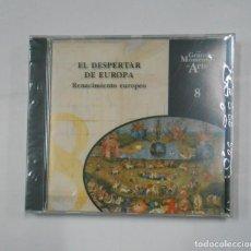 Videojuegos y Consolas: EL DESPERTAR DE EUROPA RENACIMIENTO EUROPEO. LOS GRANDES MOMENTOS DEL ARTE Nº 8. NUEVO. TDKV21. Lote 133062778