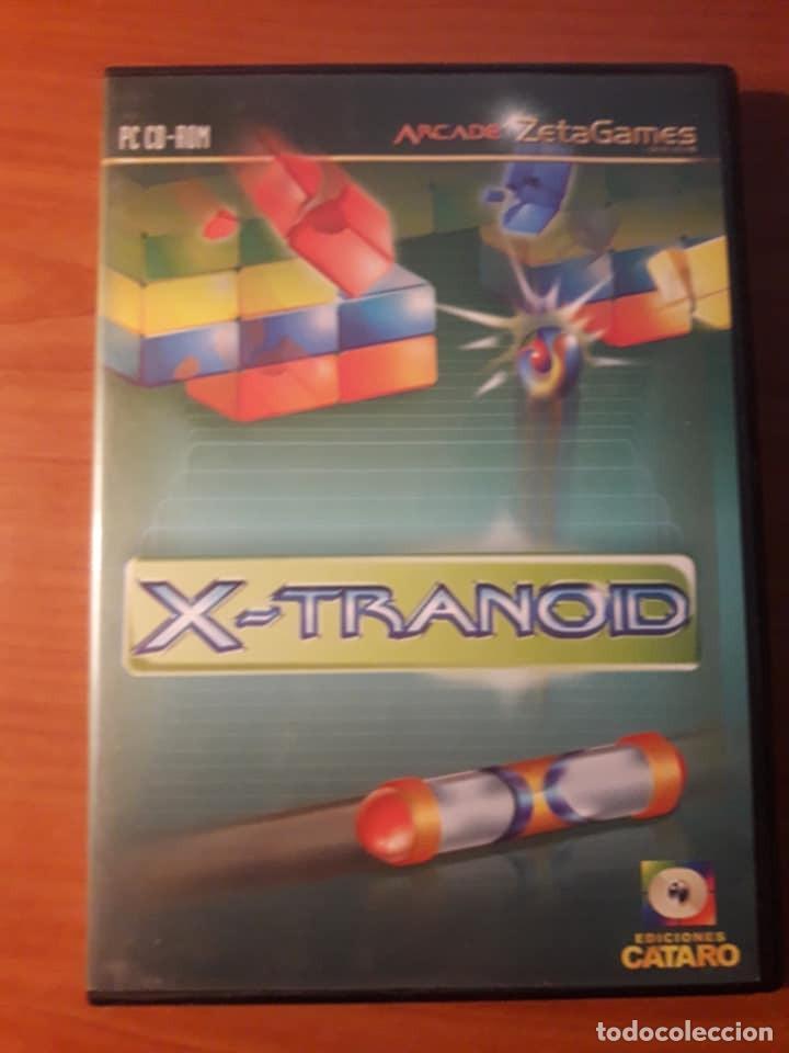 JUEGO PC X+TRANOID (Juguetes - Videojuegos y Consolas - PC)