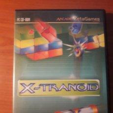 Videojuegos y Consolas: JUEGO PC X+TRANOID. Lote 133446274