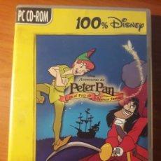 Videojuegos y Consolas: JUEGO PC PETER PAN DISNEY. Lote 133446402