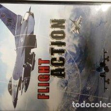 Videojuegos y Consolas: LA COLECCION MAS COMPLETA DE JUEGOS DE VUELO - F L I G H T - ACTION - PC CD ROM - . Lote 133477322