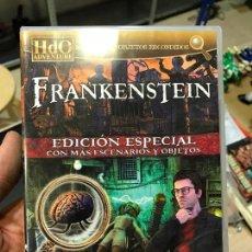 Videojuegos y Consolas: HDO FRANKENSTEIN PARA PC - COMO NUEVO. Lote 133680666