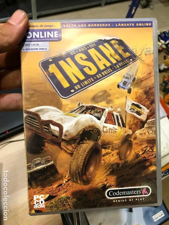 1nsane (PC: Windows, 2000) - European Version Codemasters Demo Disc