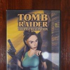 Videojuegos y Consolas: TOMB RAIDER - THE LAST REVELATION - PC CD-ROM - COMPLETO. Lote 70075925