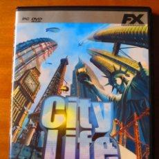 Videojuegos y Consolas: CITY LIFE PREMIUM (PC DVD-ROM). Lote 133818150
