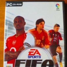 Videojuegos y Consolas: FIFA FOOTBALL 2005 (PC CD-ROM). Lote 133818334
