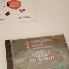 Videojuegos y Consolas: G-HPX23 PC CD ROM CANTABRIA 2006 GUIA CD AUDIO NUEVO PRECINTADO INFINITA . Lote 134129830