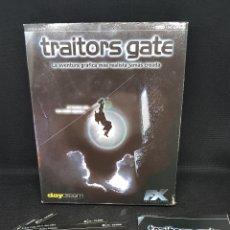Videojuegos y Consolas: JUEGO TRAITORS GATE - JUEGO PC - CAR68. Lote 134336019