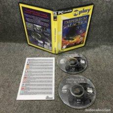 Videojuegos y Consolas: IMPERIUM GALACTICA PC. Lote 134356689