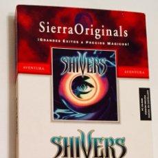 Videojuegos y Consolas: SHIVERS [SIERRA ON-LINE / COKTEL EDUCATIVE] [1994] [PC CDROM]. Lote 134418959