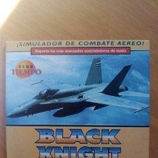 Videojuegos y Consolas: BLACK KNIGHT, CD JUEGO PARA PC. Lote 134581998