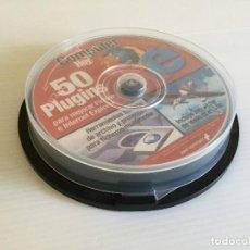 Videojuegos y Consolas: TARRINA CON 13 CDS DE PROGRAMAS VARIADOS – PERSONAL COMPUTER – PC TODAY – PC PRO – COMPUTER HOY. Lote 135055922
