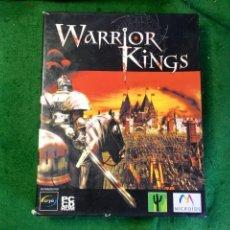 Videojuegos y Consolas: JUEGO PC WARRIOR KINGS. Lote 135434186