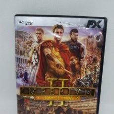 Videojuegos y Consolas: IMPERIUM CIVITAS II - CAR114. Lote 135848678