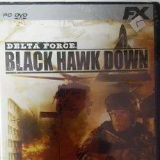 Videojuegos y Consolas: PC - DVD - DELTA FORCE - BLACK HAWK DOWN - NUEVO PRECINTADO -. Lote 136091010