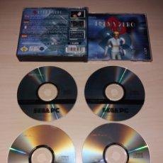 Videojuegos y Consolas: ANTIGUO JUEGO ENEMY ZERO - SEGA PC - RARO. Lote 136320730